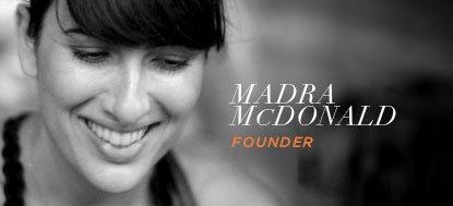 Madra McDonald